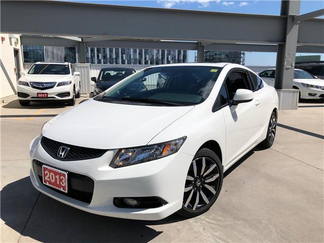 2013 Honda Civic EX-L Navi (Stk: HP3464) in Toronto - Image 1 of 26