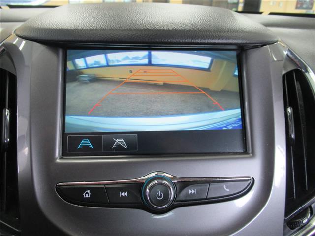 2016 Chevrolet Cruze LT Auto (Stk: 605219) in Dartmouth - Image 17 of 23
