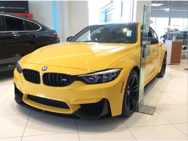 2020 BMW M4 Base (Stk: 13449) in Gloucester - Image 1 of 20
