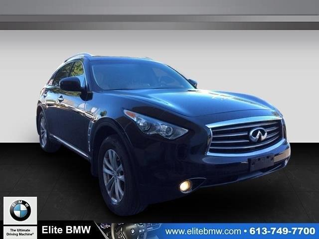 2012 Infiniti FX35  (Stk: 13424A) in Gloucester - Image 9 of 28