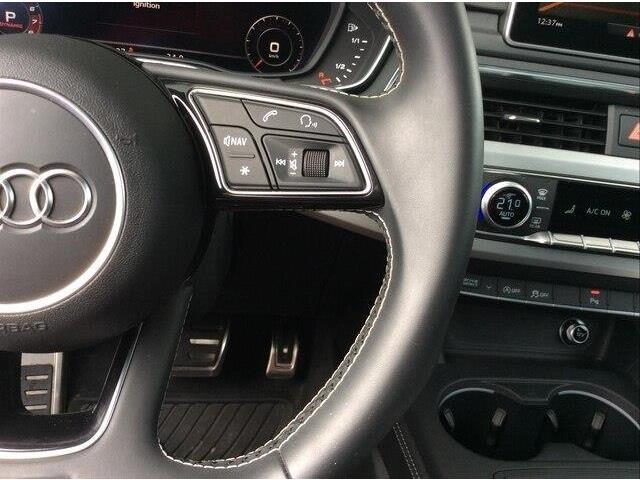 2018 Audi S4 3.0T Technik (Stk: 13186A) in Gloucester - Image 13 of 28