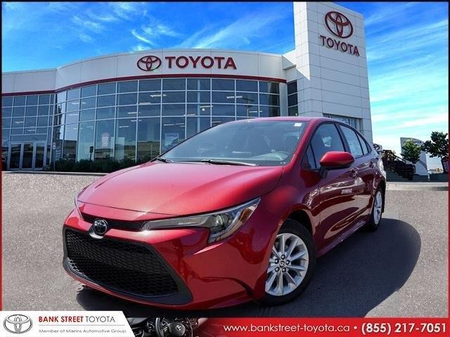 2020 Toyota Corolla LE (Stk: 27611) in Ottawa - Image 1 of 21