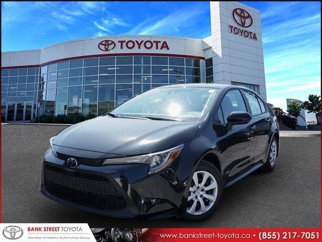 2020 Toyota Corolla LE (Stk: 27635) in Ottawa - Image 1 of 21
