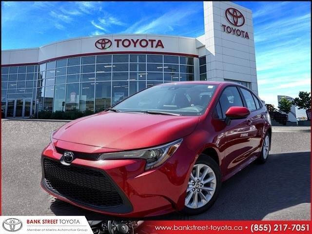 2020 Toyota Corolla LE (Stk: 27642) in Ottawa - Image 1 of 21