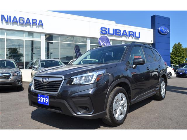 2019 Subaru Forester 2.5i (Stk: S4196) in St.Catharines - Image 1 of 40