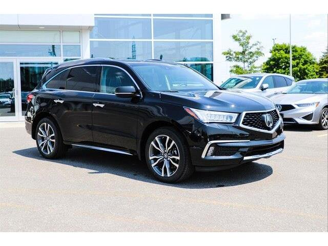 2019 Acura MDX Elite (Stk: 18280) in Ottawa - Image 2 of 10