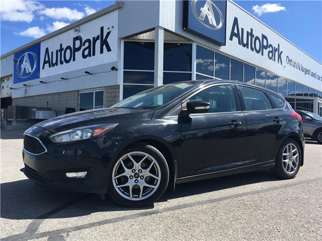 2015 Ford Focus SE (Stk: 15-11686JB) in Barrie - Image 1 of 27
