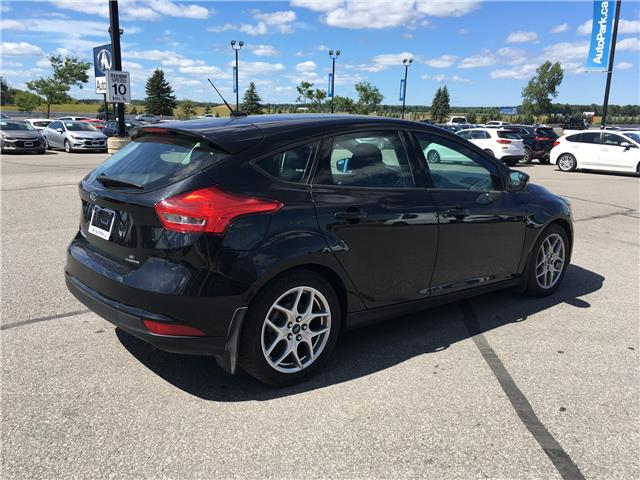 2015 Ford Focus SE (Stk: 15-11686JB) in Barrie - Image 5 of 27