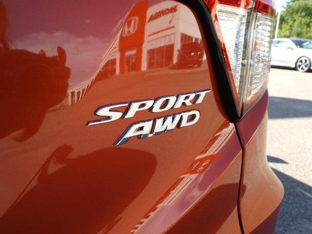 2019 Honda HR-V Sport (Stk: 19357) in Pembroke - Image 25 of 30