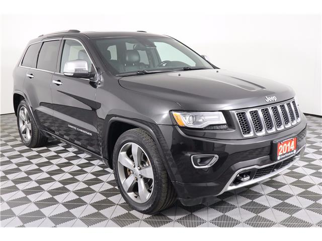 2014 Jeep Grand Cherokee Overland 1C4RJFCM0EC366942 19-103A in Huntsville