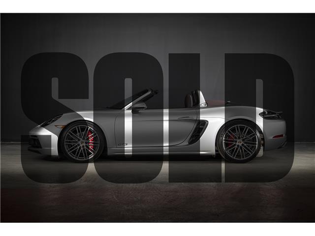 2018 Porsche 718 Boxster GTS (Stk: MU2164) in Woodbridge - Image 1 of 19