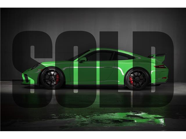 2018 Porsche 911 GT3 (Stk: SS002) in Woodbridge - Image 1 of 20