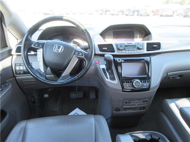 2015 Honda Odyssey EX-L (Stk: 19178A) in Hebbville - Image 9 of 19