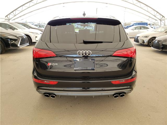 2014 Audi SQ5 3.0 Technik (Stk: LU0276) in Calgary - Image 6 of 25
