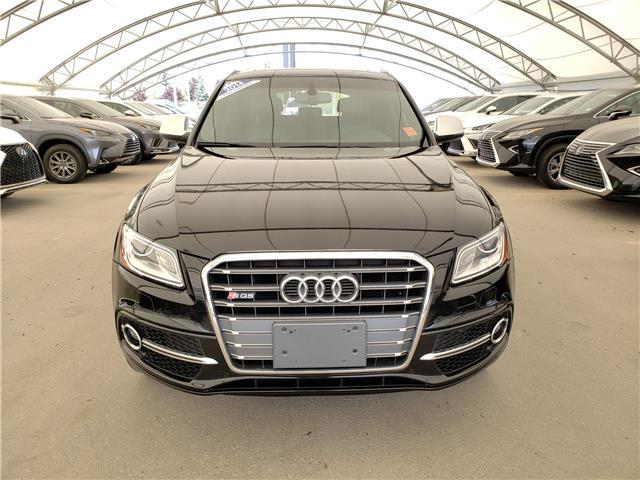 2014 Audi SQ5 3.0 Technik (Stk: LU0276) in Calgary - Image 9 of 25