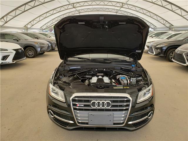 2014 Audi SQ5 3.0 Technik (Stk: LU0276) in Calgary - Image 10 of 25