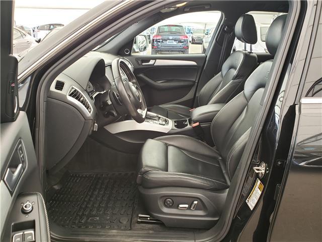 2014 Audi SQ5 3.0 Technik (Stk: LU0276) in Calgary - Image 12 of 25