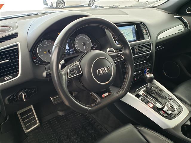 2014 Audi SQ5 3.0 Technik (Stk: LU0276) in Calgary - Image 19 of 25