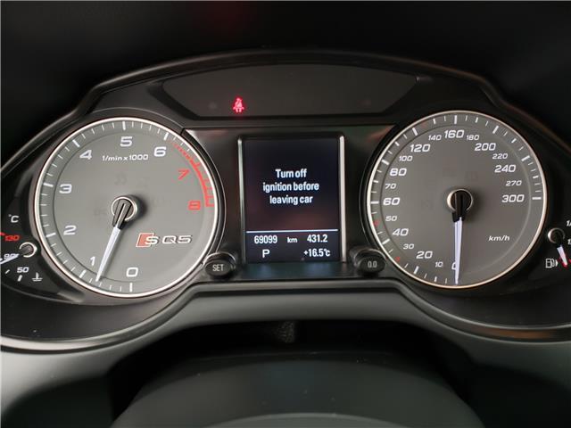 2014 Audi SQ5 3.0 Technik (Stk: LU0276) in Calgary - Image 25 of 25