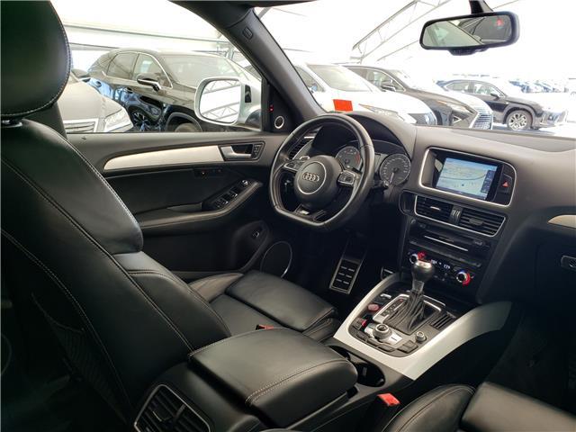 2014 Audi SQ5 3.0 Technik (Stk: LU0276) in Calgary - Image 18 of 25