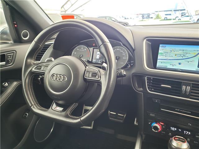 2014 Audi SQ5 3.0 Technik (Stk: LU0276) in Calgary - Image 21 of 25