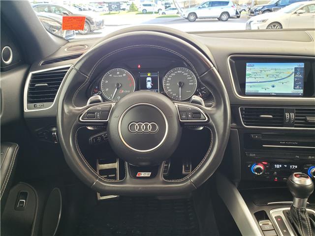 2014 Audi SQ5 3.0 Technik (Stk: LU0276) in Calgary - Image 20 of 25