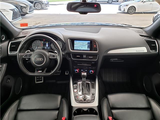 2014 Audi SQ5 3.0 Technik (Stk: LU0276) in Calgary - Image 2 of 25