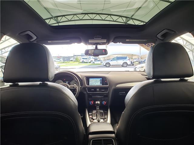 2014 Audi SQ5 3.0 Technik (Stk: LU0276) in Calgary - Image 17 of 25