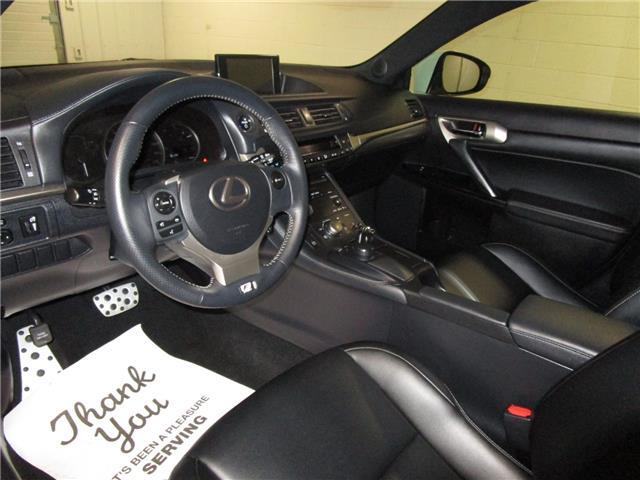 2016 Lexus CT 200h Base (Stk: 1937442) in Regina - Image 16 of 39
