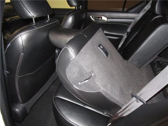 2016 Lexus CT 200h Base (Stk: 1937442) in Regina - Image 27 of 39