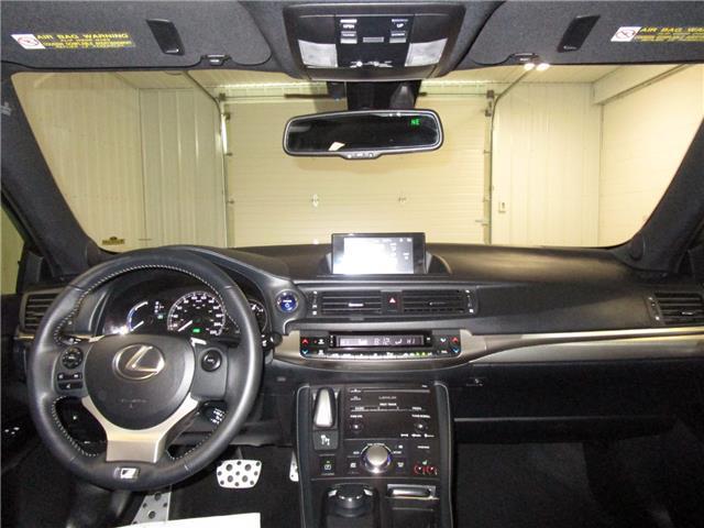 2016 Lexus CT 200h Base (Stk: 1937442) in Regina - Image 28 of 39