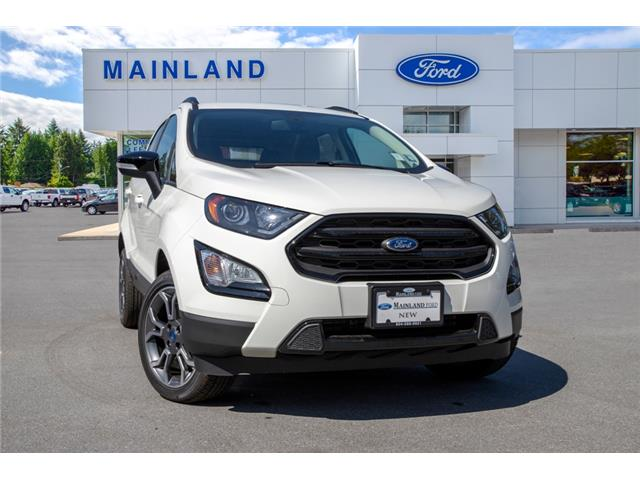 2019 Ford EcoSport SES (Stk: 9EC0464) in Vancouver - Image 1 of 25