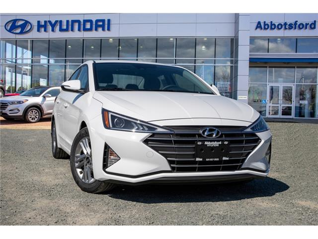 2020 Hyundai Elantra Preferred w/Sun & Safety Package (Stk: LE948586) in Abbotsford - Image 1 of 26