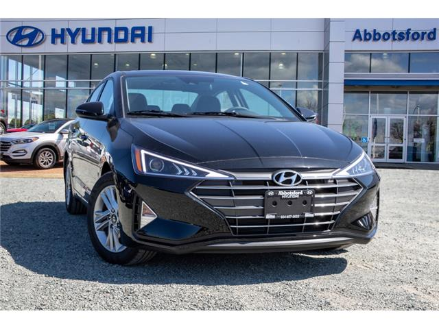 2020 Hyundai Elantra Preferred w/Sun & Safety Package (Stk: LE966991) in Abbotsford - Image 1 of 26