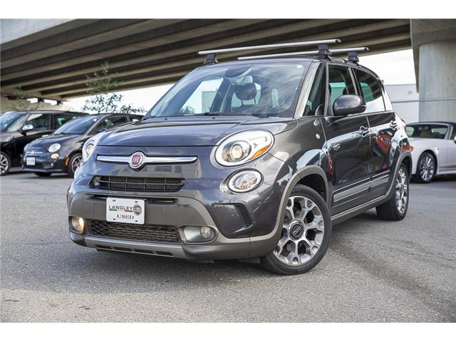 2015 Fiat 500L Trekking (Stk: LF3871) in Surrey - Image 3 of 22
