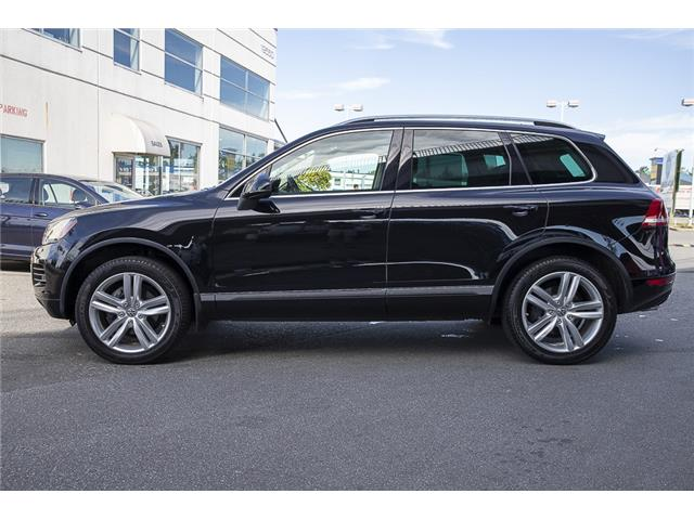 2014 Volkswagen Touareg 3.0 TDI Execline (Stk: LF4214) in Surrey - Image 4 of 26