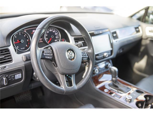 2014 Volkswagen Touareg 3.0 TDI Execline (Stk: LF4214) in Surrey - Image 10 of 26