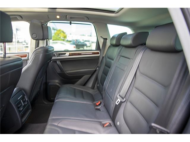 2014 Volkswagen Touareg 3.0 TDI Execline (Stk: LF4214) in Surrey - Image 12 of 26