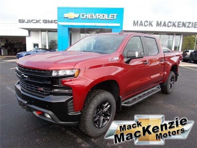 2020 Chevrolet Silverado 1500 LT Trail Boss (Stk: 29119) in Renfrew - Image 1 of 10