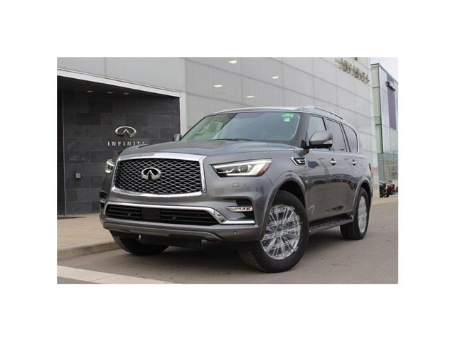 2018 Infiniti QX80 Base 7 Passenger (Stk: 80081) in Ajax - Image 2 of 13