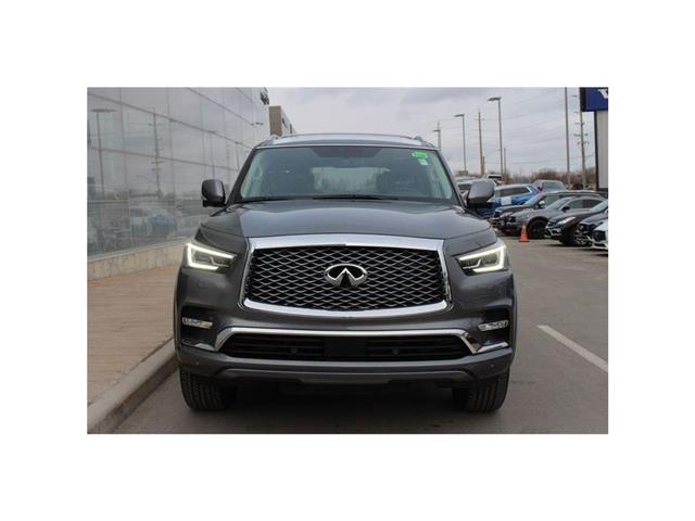 2018 Infiniti QX80 Base 7 Passenger (Stk: 80081) in Ajax - Image 3 of 13