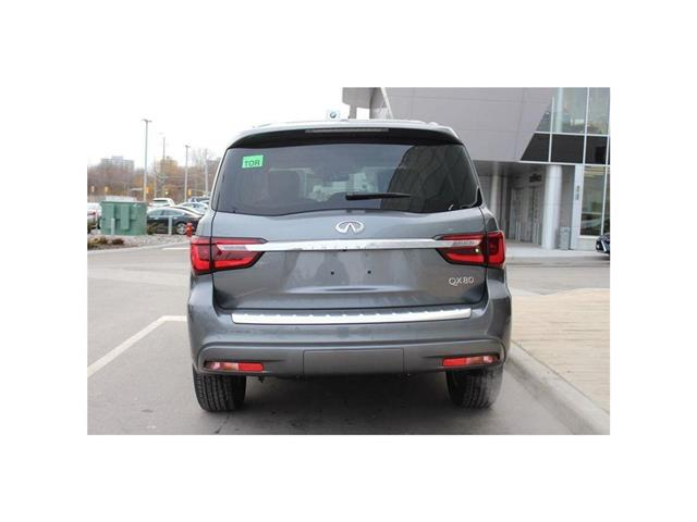 2018 Infiniti QX80 Base 7 Passenger (Stk: 80081) in Ajax - Image 5 of 13