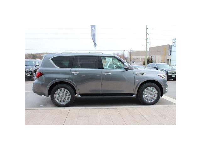 2018 Infiniti QX80 Base 7 Passenger (Stk: 80081) in Ajax - Image 6 of 13