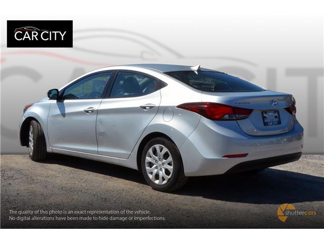 2015 Hyundai Elantra GL (Stk: ) in Ottawa - Image 4 of 20