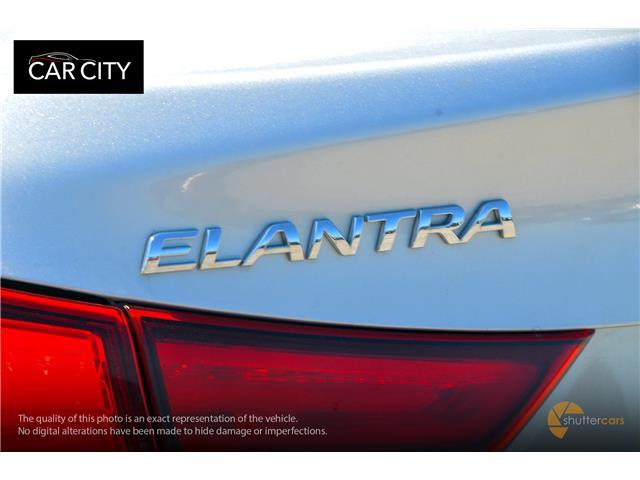 2015 Hyundai Elantra GL (Stk: ) in Ottawa - Image 5 of 20