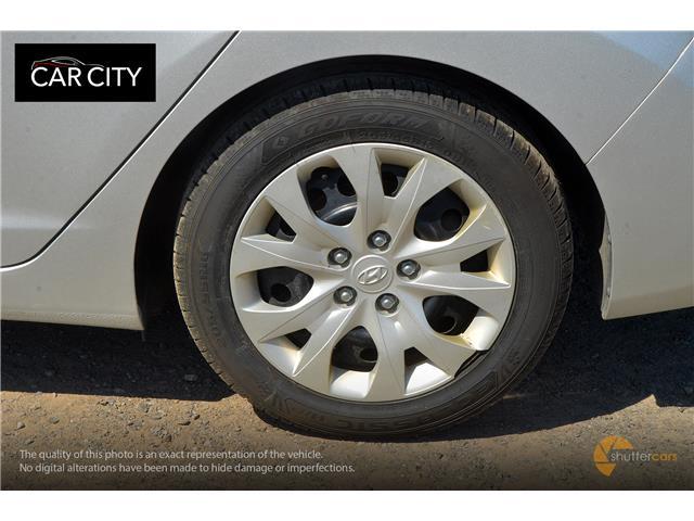 2015 Hyundai Elantra GL (Stk: ) in Ottawa - Image 6 of 20