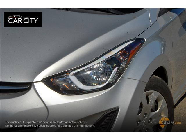 2015 Hyundai Elantra GL (Stk: ) in Ottawa - Image 7 of 20