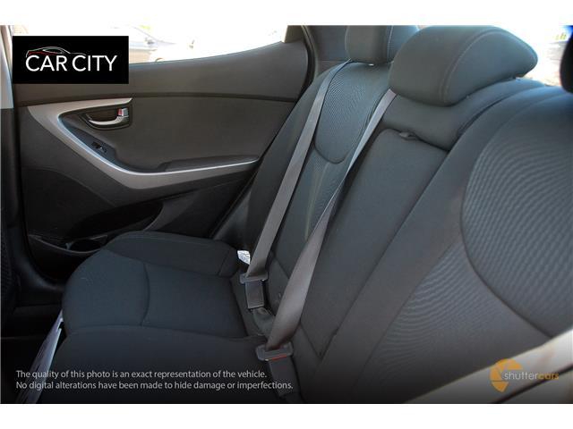2015 Hyundai Elantra GL (Stk: ) in Ottawa - Image 8 of 20