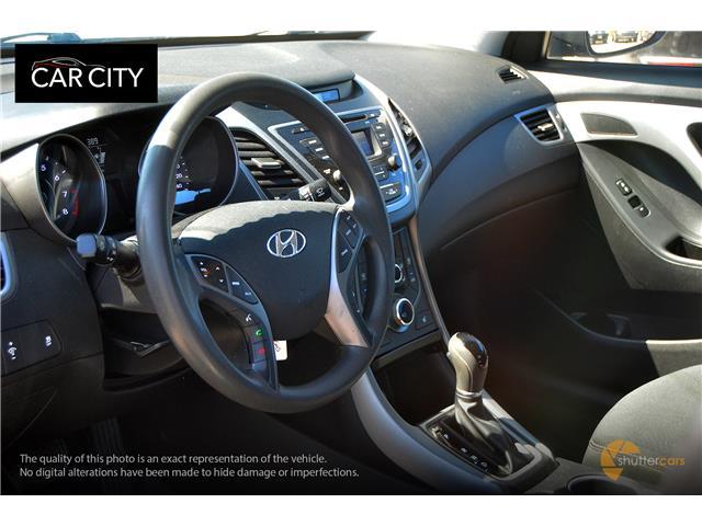 2015 Hyundai Elantra GL (Stk: ) in Ottawa - Image 9 of 20