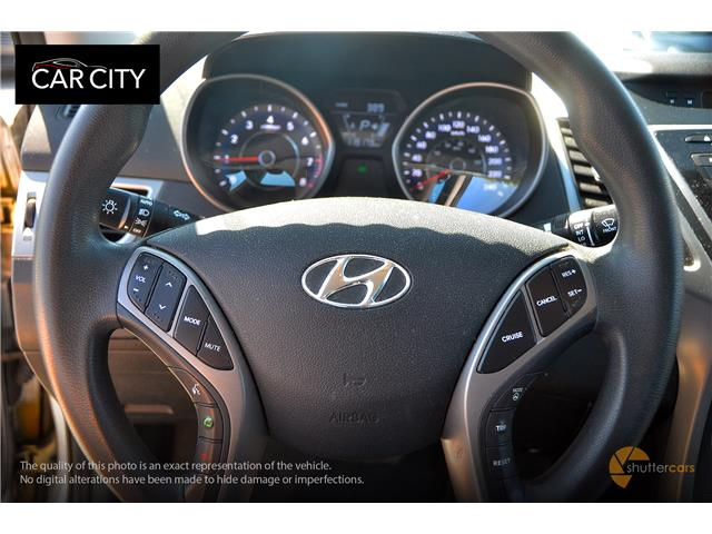 2015 Hyundai Elantra GL (Stk: ) in Ottawa - Image 11 of 20